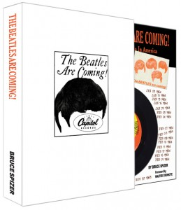 Beatles are coming slipcase